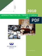 Manual Curso Adm Del Tiempo y Carga de Trabajo