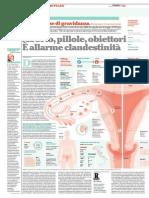 Aborto e Pillole Contraccetive