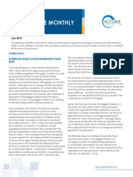 Accume July 2015 Compliance Monthly