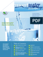 Longmont Drinking Water Quality Report for 2014