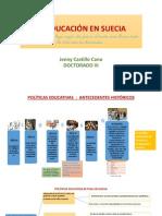 Educacion en Suecia-jenny Castillo Cano Doctorado Pptx