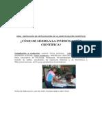 Mini Antología de Metodología de La Investigación