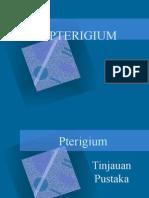 Preskas Mata Pterigium