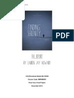 Shooting Finding Serenity - Blog