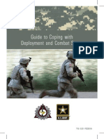 Coping With Deployment Combat Stress