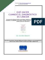 Cáncer_Qué hacer Cuando el Diagnóstico esSimon, David - r.doc