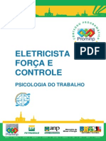 Eletricista Forca e Controle_Psicologia Do Trabalho