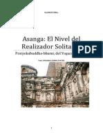 Asanga El Nivel Del Realizador Solitario.