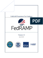 FedRAMP Penetration Test Guidance