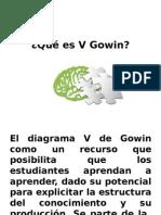 Qué es V Gowin