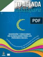 AGENDA PARA EL VERANO DE GUADALAJARA