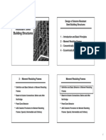 Seismi-Resistant Steel Design - MRFs