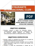 RESTAURANTE INTERNACIONAL CLUB - DIAPOSITIVAS.pptx