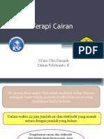 Terapi Cairan-referat NIMA