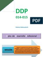 DDP 2014-15