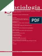 Sociologia 2bis 2014