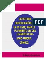 TX Qx Del d.e.c.f. del Dr. GArcía