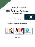 Creacion de Proyecto RSA