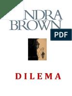 Sandra Brown - Dilema [v1.0]
