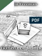 Austin Freeman - Trei Zile de Mister [Sc.r]