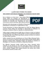 Press Release Mabloguni