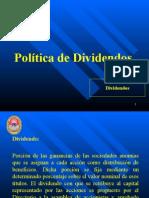 12.- Politica de Dividendos (1)