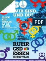 Programm Ruhr.CSD 2015