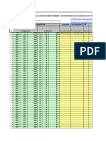 Hoja de Excel Para Convertir Coordenadas Utm a Geograficas
