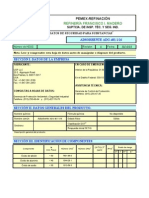 Adsorbente ADG 401
