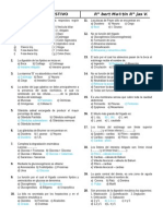 Anatomía - Sistema Digestivo