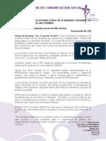 08-07-2011 DIF Xalapa multiplica acciones a favor de la población vulnerable con el Banco de alimentos del CONMAS. C015