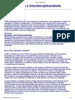 Bioetica e Subjetividade