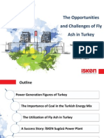 7 the Opportunities and Challenges of Fly Ash in Turkey SU