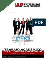 DUED Uap Ética y Cultura Empresarial