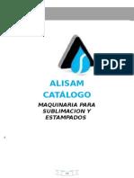 Catalogo Productos Alisam 2015