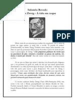 Stefan Zweig - A Vida Em Xeque