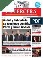 Diario La Tercera 01.07.2015