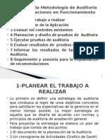 Etapas de Metodologia de La Auditoria de Las Aplicaciones en F. 2