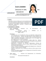 Curriculum Vitae - Yo