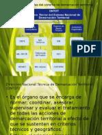 Organismos Integrales Del Sistema de Demarcación Territorial