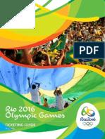 Ticketing Guide Rio2016