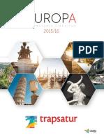 Trapsatur Europa