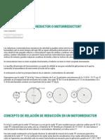 ¿Cómo funciona un Reductor o Motorreductor_ - Potencia Electromecanica.pdf
