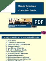 Manejo Emocional y Control Del Estres Judicatura Mayo 2012 (1)