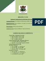 BOLETIN 17-2015 de Union Jujeña de Rugby
