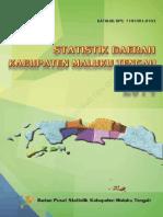 Statistik Daerah Kabupaten Maluku Tengah 2014