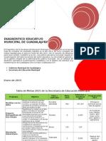 Inventario de Programas Educativos de Guadalajara 2015