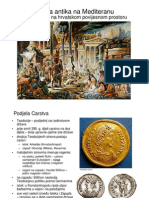 11 Kasna antika
