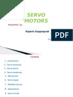 Servo Motors types and applications