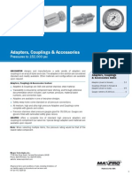 Adapters Couplings and Accessories